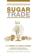 The International Sugar Trade - Tony Hannah