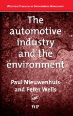 The Automotive Industry and the Environment - Paul Nieuwenhuis