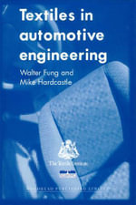 Textiles in Automotive Engineering - W Fung