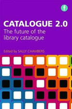 Catalogue 2.0 : The Ultimate User Experience