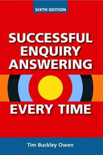 Successful Enquiry Answering Every Time - Tim Buckley Owen