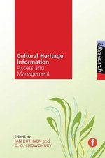 Cultural Heritage Information Access and Management