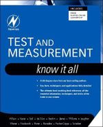 Test and Measurement : Know It All - Jon S. Wilson