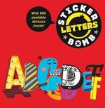 Stickerbomb Letters - Studio Rarekwai (SRK)