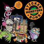 Stickerbomb Monsters - SRK (Studio Rarekwai)