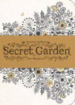 Secret Garden - Three Mini Journals : Blank Pages - Johanna Basford