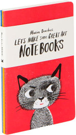 Let's Make Some Great Art Notebooks - Marion Deuchars