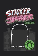 Sticker Zombies : Premium Sticker Packs - Studio Rarekwai (Srk)