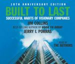 Built to Last : Successful Habits of Visionary Companies - James Collins