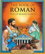 The Book of Roman Pop-up Board Games : Pop-Up Board Games - Sadie Fields