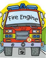 Fire Engine : A Pop-up Book with Sound - Tango Books
