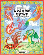 The Book of Dragon Myths : Pop-up Board Games - Tango Books