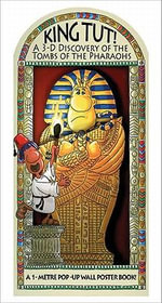 King Tut! : 3D Discover of the Tombs of the Pharaohs - Books