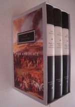 War and Peace : Everyman's Library Classics Ser. - Leo Tolstoy