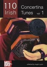 110 Irish Concertina Tunes, Volume 1 : With Guitar Chords