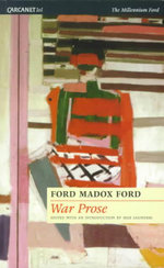The War Prose : Lives & letters - Ford Madox Ford