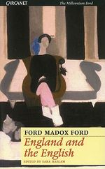 England and the English - Ford Madox Ford