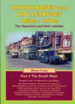 British Buses and Trolleybuses 1950s-1970s : The South West - Henry Conn