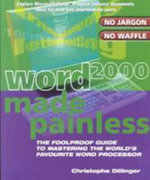 Word 2000 Made Painless - Terry Burrows