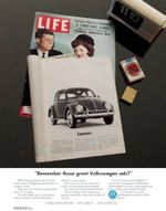 Remember Those Great Volkswagen Ads? - Alfredo Marcantonio