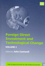 Foreign Direct Investment and Technological Change - John Cantwell