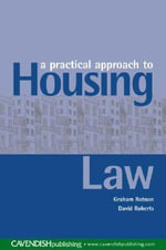 Practical Approach to Housing Law - David Roberts