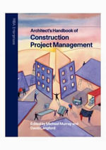 Architect's Handbook of Construction Project Management - David Langford