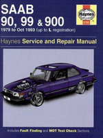 Saab 90, 99 and 900 Service and Repair Manual - Spencer Drayton
