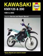 Kawasaki KMX 125 and 200 Service and Repair Manual : 1986-2002 - Julian Ryder