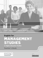 English for Management Studies in Higher Education Studies : English for Health and Safety - Tony Corballis