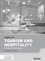 English for Tourism and Hospitality in Higher Education Studies : Teacher's Book - Hans Mol