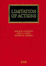Limitation of Actions - David Oughton