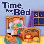 Time for Bed Bible Stories - Juliet David