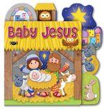 Baby Jesus : Candle Tabs - Karen Williamson