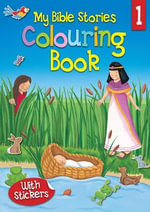 My Bible Stories Colouring Book 1 - Juliet David