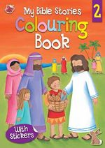 My Bible Stories Colouring Book 2 - Juliet David