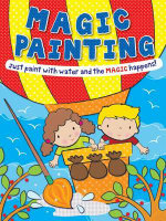 Magic Painting Rocket : Just Paint with Water and the Magic Happens!
