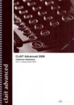 CLAiT Advanced 2006 Unit 3 Relational Databases Using Access 2007 - CiA Training Ltd.