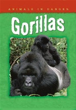 Gorillas : Animals in Danger Series - Helen Orme