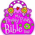 My Pretty Pink Bible Bag - Gabrielle Thompson