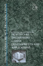 Healthcare Engineering : Latest Developments and Applications - PEP (Professional Engineering Publishers)