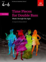 Time Pieces for Double Bass : v. 2 - Rodney Slatford