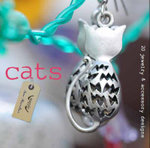 Cats : 20 Jewelry and Accessory Designs - Sian Hamilton