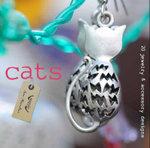 Cats : 20 Jewelry and Accessory Designs - Sian Hamilton