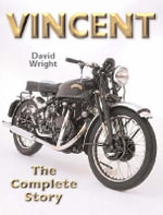 Vincent : The Complete Story - David Wright