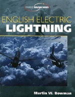English Electric Lightning - Martin Bowman