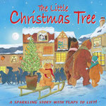The Little Christmas Tree : With an Advent Calendar Just for You! - Maggie Downer