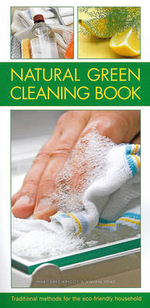 Natural Green Cleaning Book - Margaret Briggs