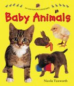 Say and Point Picture Boards : Baby Animals - Nicola Tuxworth