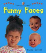 Say and Point Picture Boards : Funny Faces - Nicola Tuxworth
